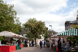 Milngavie farmers' market